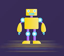 The robot Polly Sticker messages sticker-0