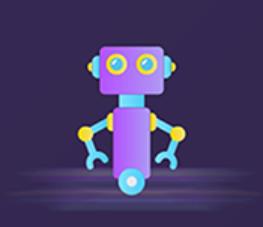 The robot Polly Sticker messages sticker-11