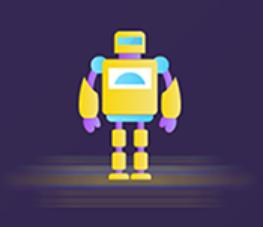 The robot Polly Sticker messages sticker-3