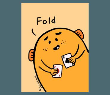 popopo poker sticker messages sticker-6