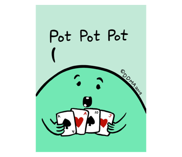 popopo poker sticker messages sticker-7