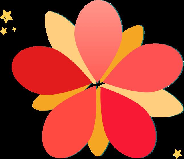 FlowerSymmetry messages sticker-6