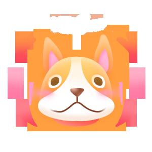 Dog&Cat Mood messages sticker-11