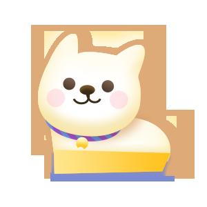 Dog&Cat Mood messages sticker-4