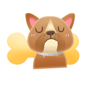 Dog&Cat Mood messages sticker-5
