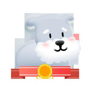 Dog&Cat Mood messages sticker-0