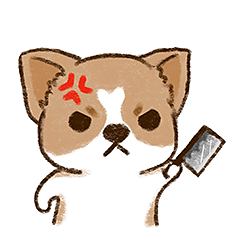 Cool Little Corgi messages sticker-8