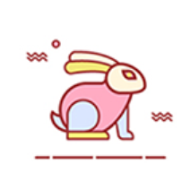 Cute animals Stickers messages sticker-1