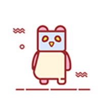 Cute animals Stickers messages sticker-2