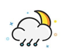 The weather Stickers messages sticker-2