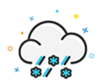 The weather Stickers messages sticker-9