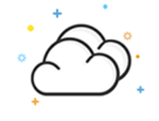 The weather Stickers messages sticker-8