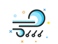 The weather Stickers messages sticker-10