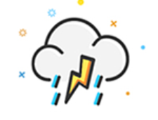 The weather Stickers messages sticker-4