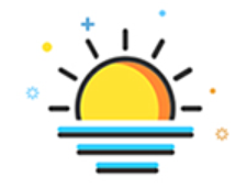 The weather Stickers messages sticker-11