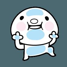 Poyomaru messages sticker-6