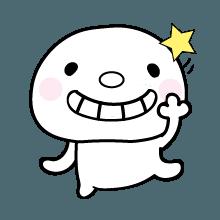 Poyomaru messages sticker-1