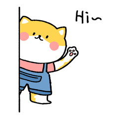 Funny Meow Meow messages sticker-2