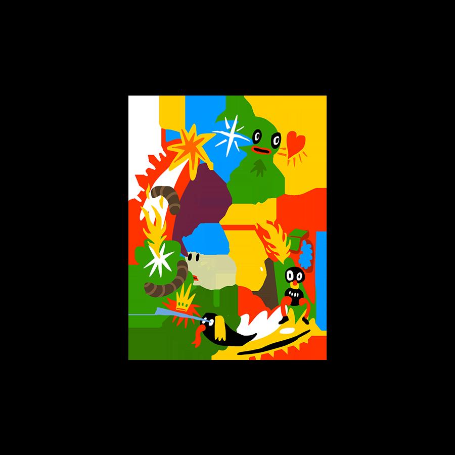 关于字母 messages sticker-6