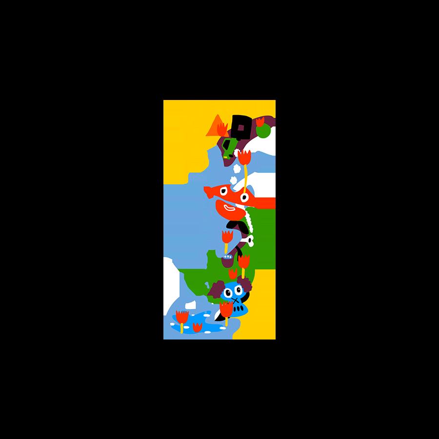 关于字母 messages sticker-9