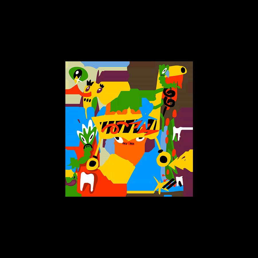 关于字母 messages sticker-7