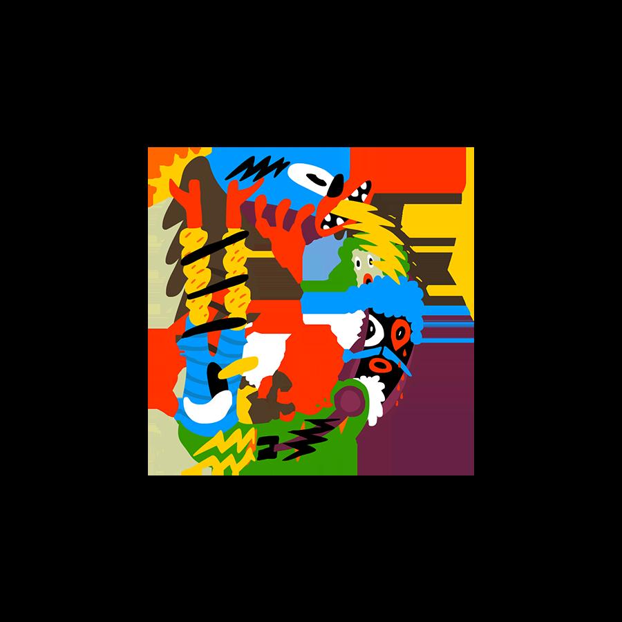 关于字母 messages sticker-3