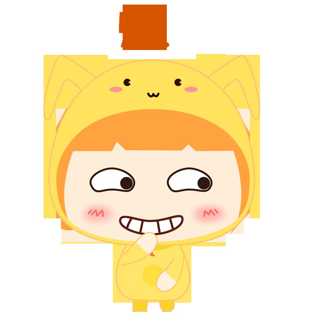 Rubbit Miao messages sticker-9
