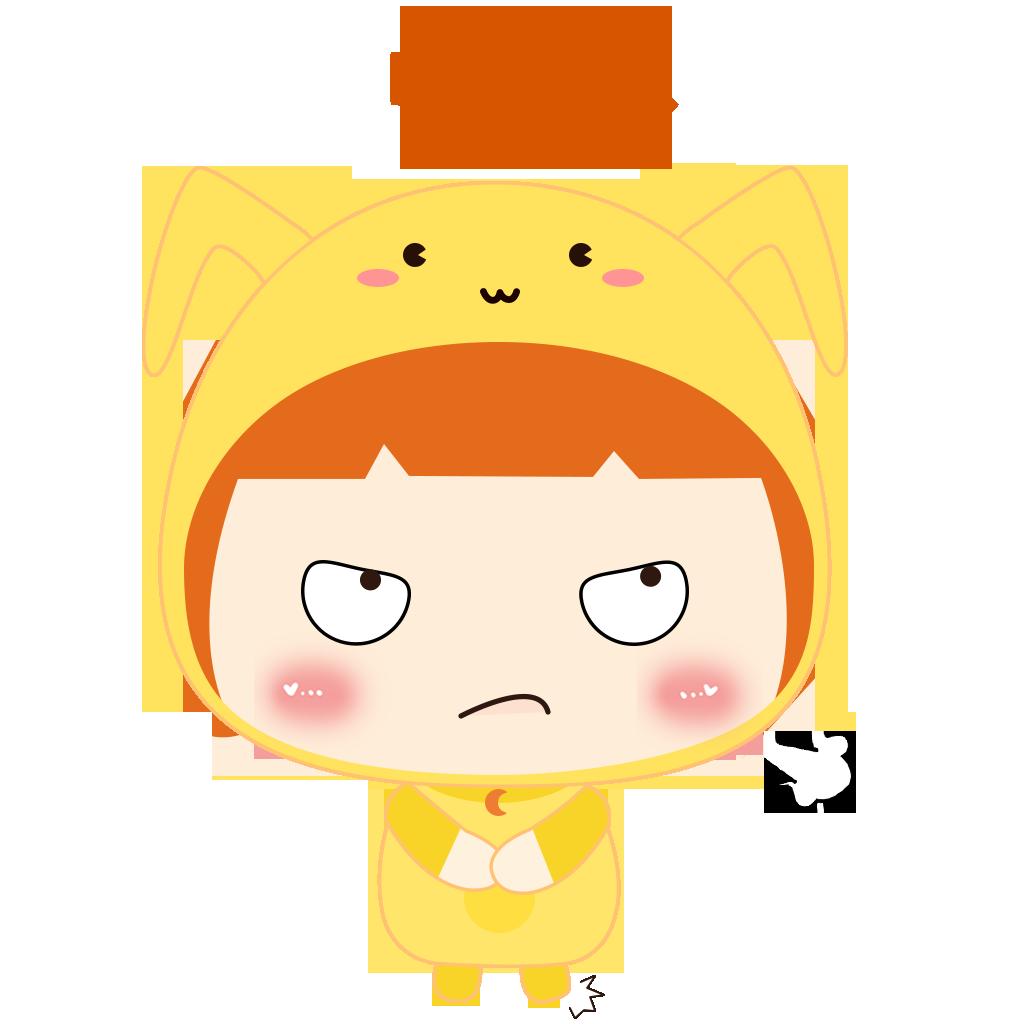 Rubbit Miao messages sticker-7