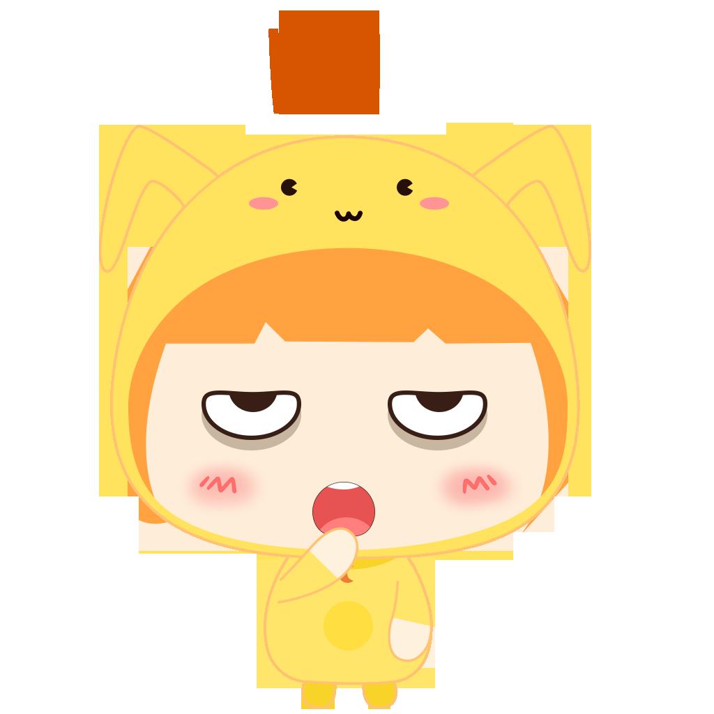 Rubbit Miao messages sticker-10