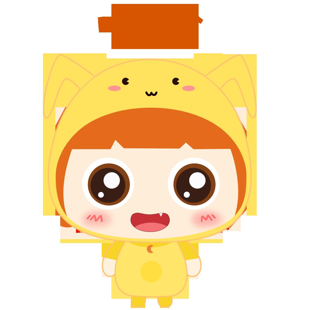 Rubbit Miao messages sticker-5