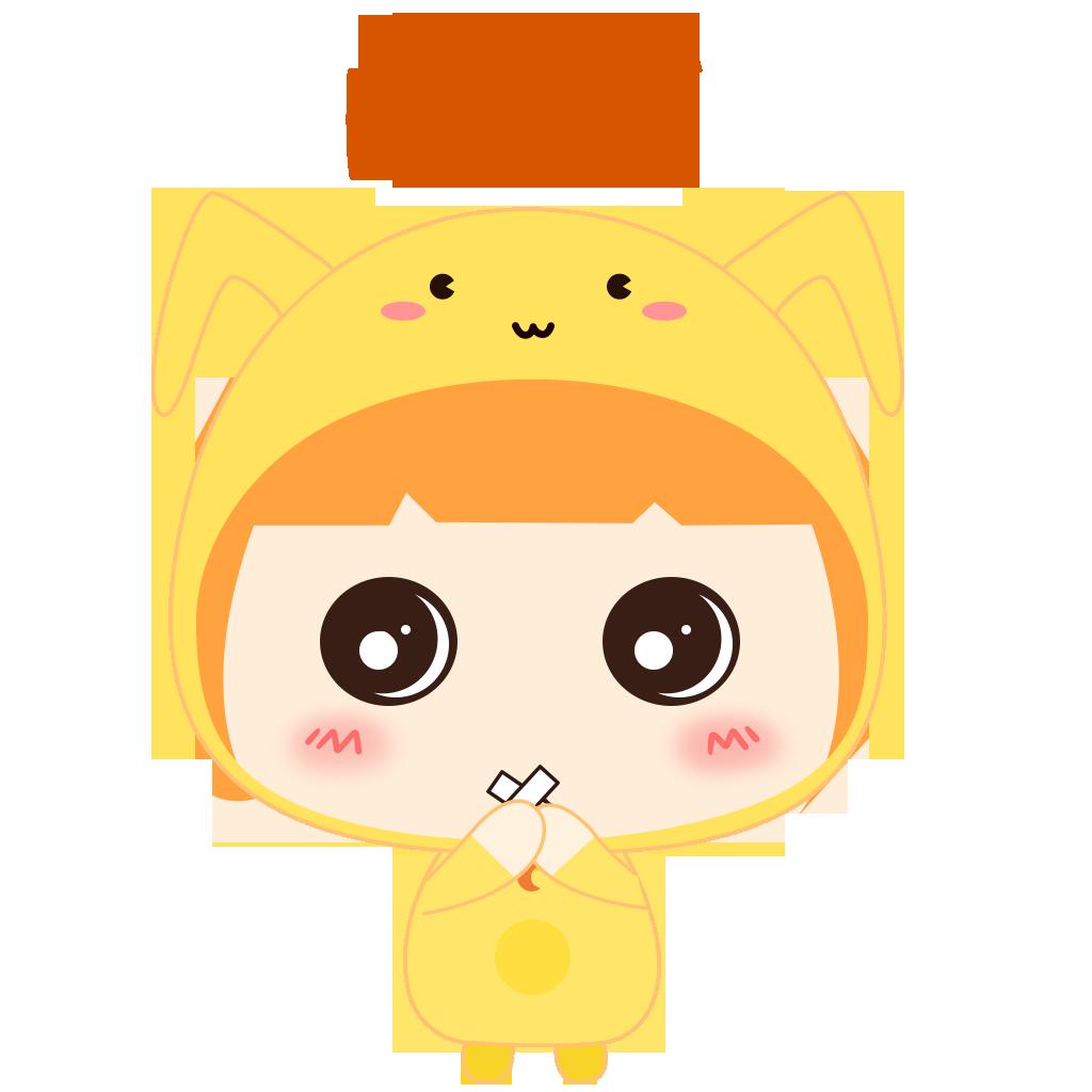 Rubbit Miao messages sticker-3