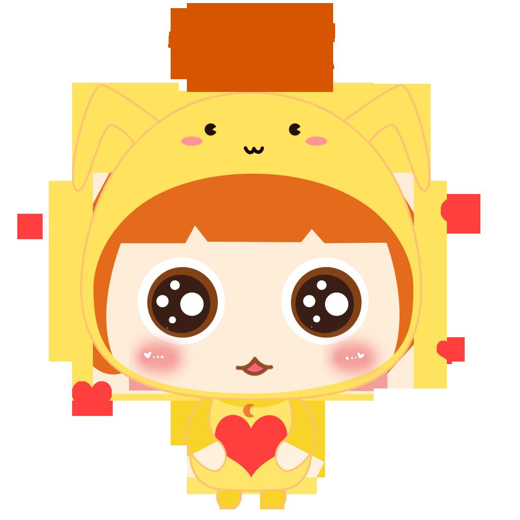 Rubbit Miao messages sticker-0