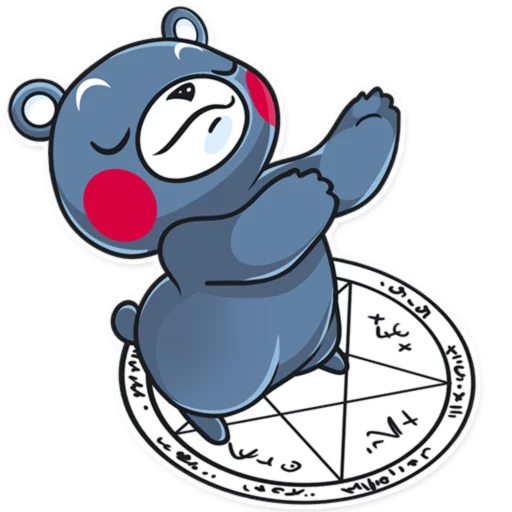 CoolIceBearSticker messages sticker-3