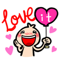 BubblyChatter messages sticker-5