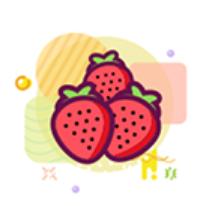 Fruit pie Stickers messages sticker-0