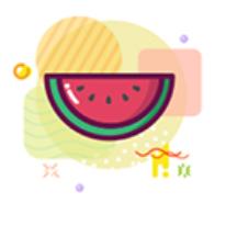 Fruit pie Stickers messages sticker-7