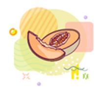 Fruit pie Stickers messages sticker-5