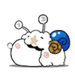 BlueSnail messages sticker-0