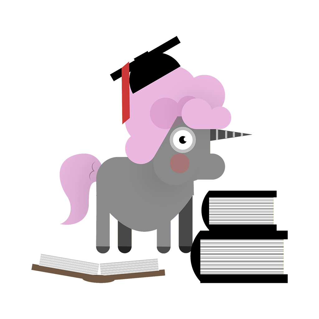 Bad Unicorn Sticker messages sticker-5