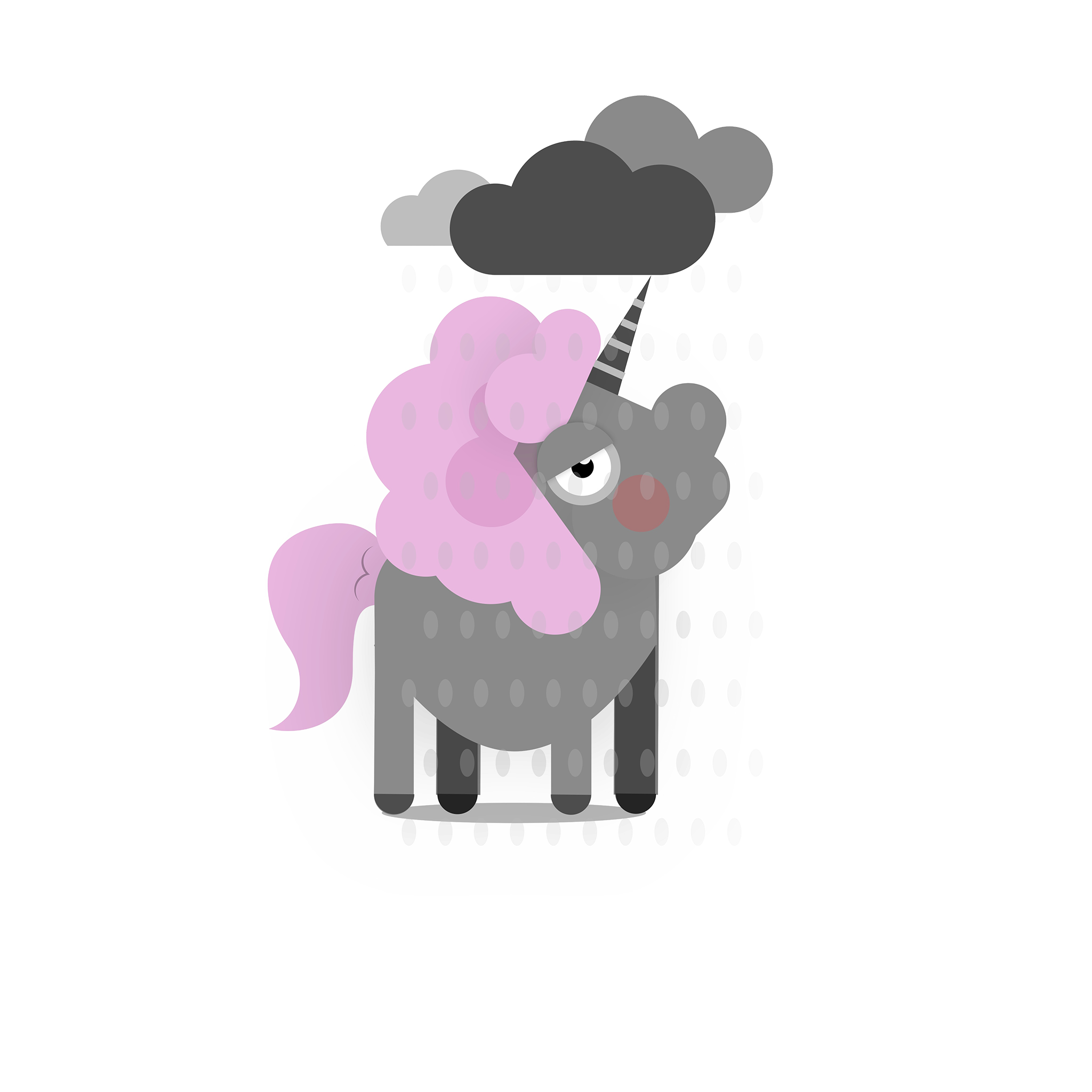 Bad Unicorn Sticker messages sticker-8