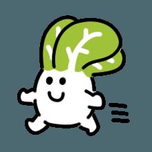 GreenStemVegetables messages sticker-1