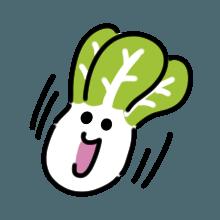 GreenStemVegetables messages sticker-4