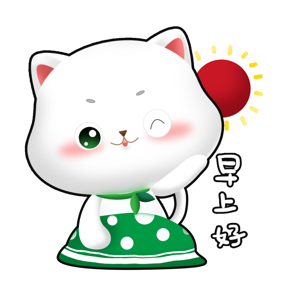 Kitty meow+ messages sticker-4