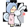 Rabbit Snail messages sticker-8
