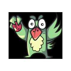 GreenbirdStickers messages sticker-5