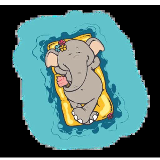 欢乐动物园-贴纸 messages sticker-0