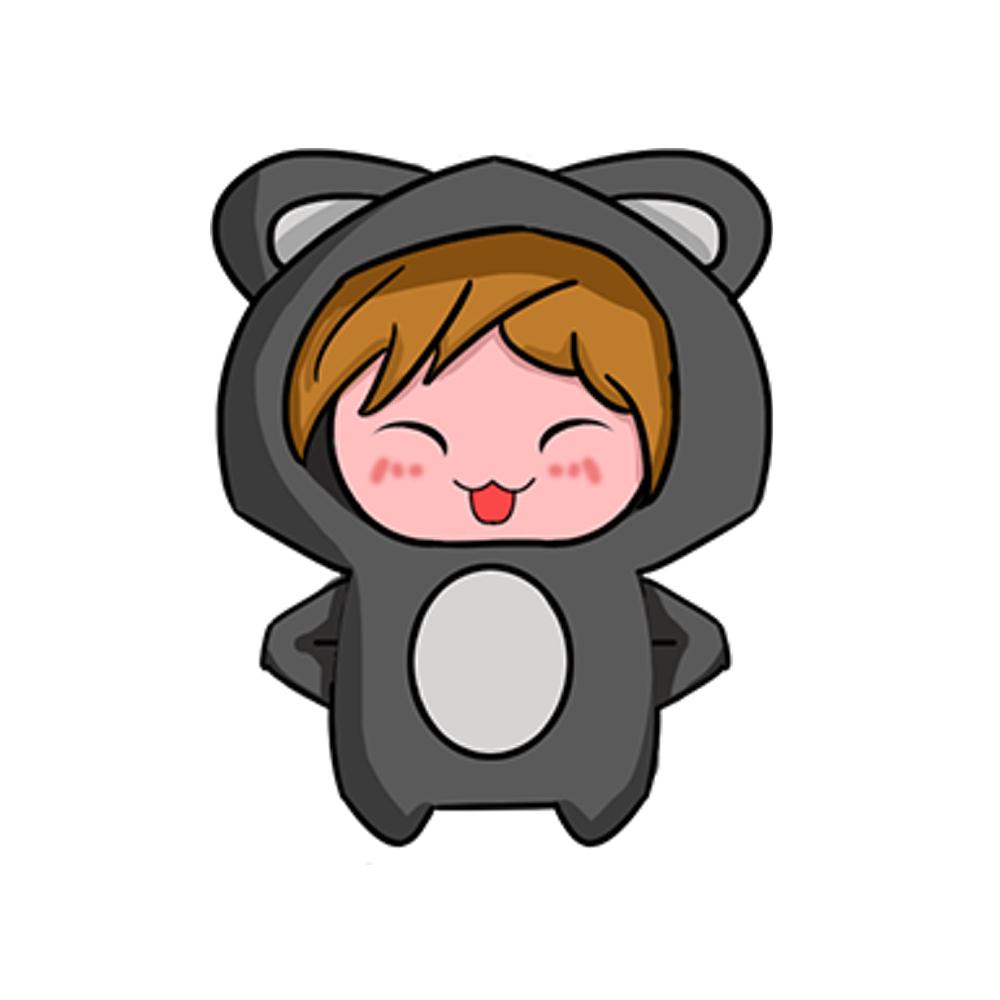 Bear baby Sticker messages sticker-6