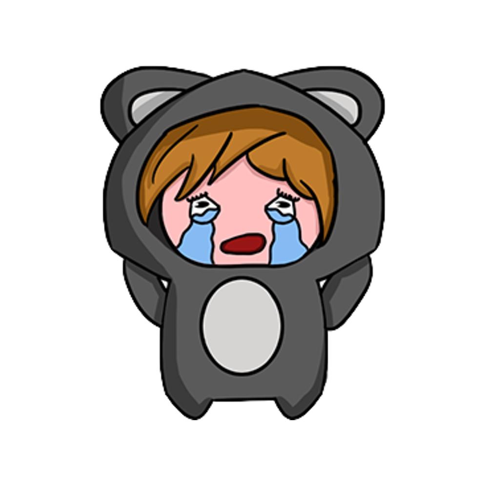 Bear baby Sticker messages sticker-5