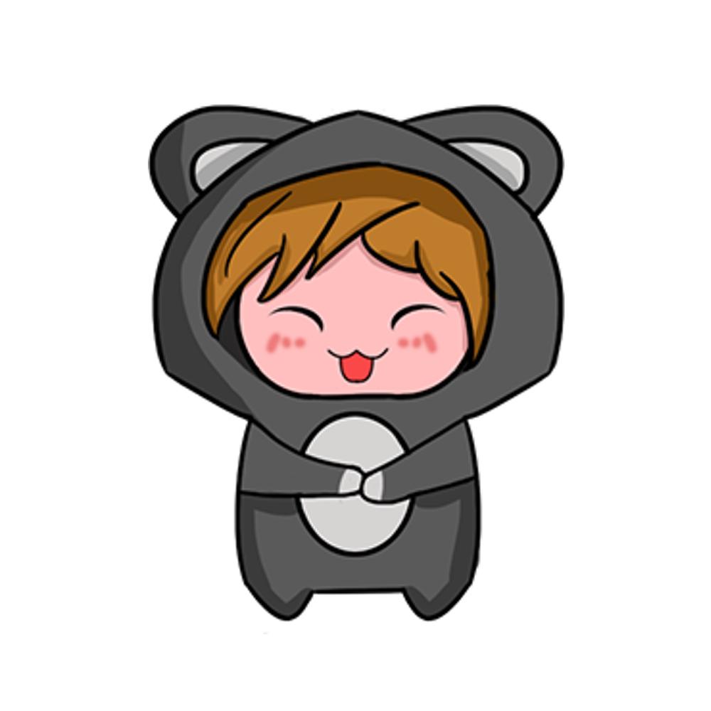 Bear baby Sticker messages sticker-4