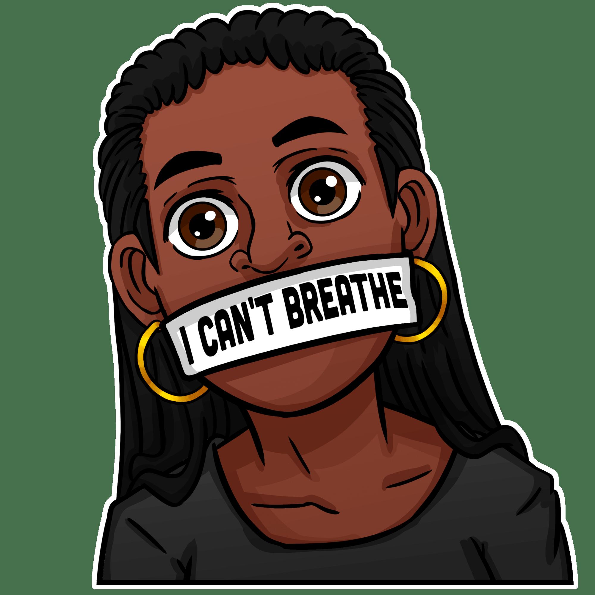 BLM Stickers messages sticker-3